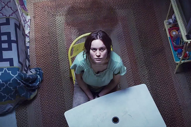 """Room""… A powerful, disturbing story of survival!"