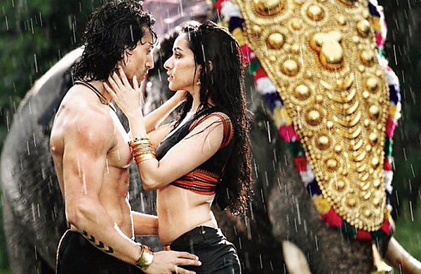 Baaghi – Nothing but a Tiger Shroff show reel