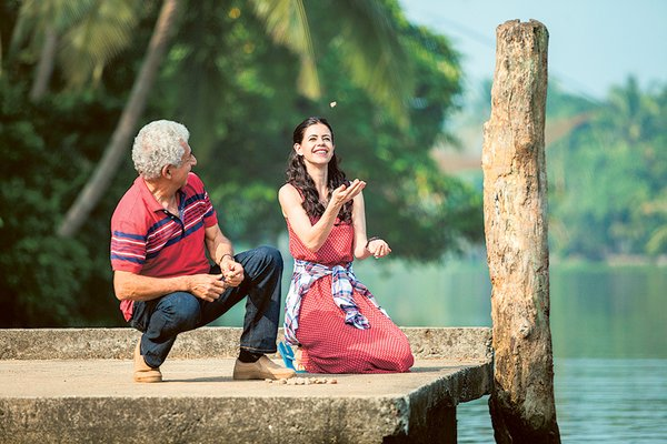 Kalki Naseeruddin Shah Waiting Review