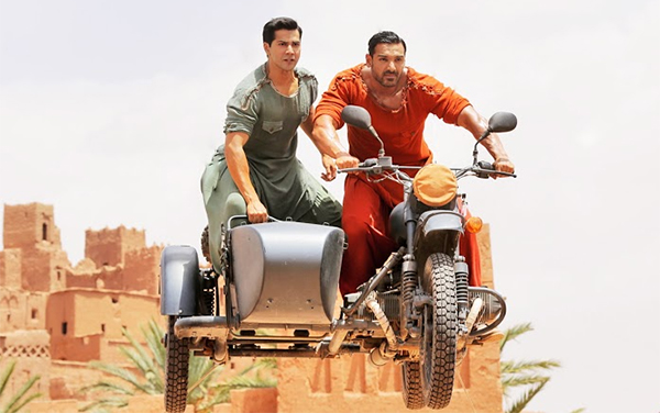 Dishoom Film Review