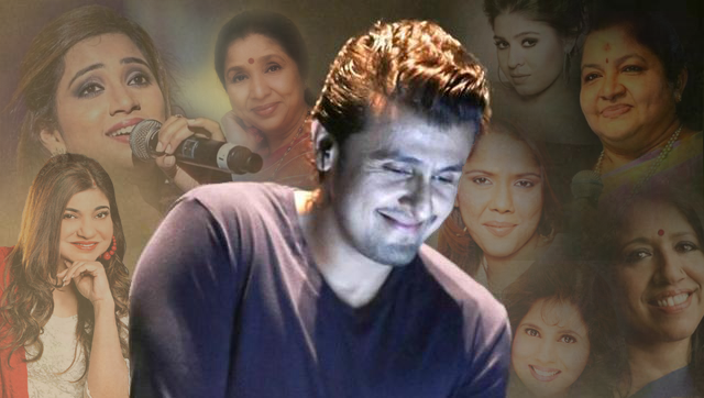 25 lesser heard duets by Sonu Nigam & the divas!