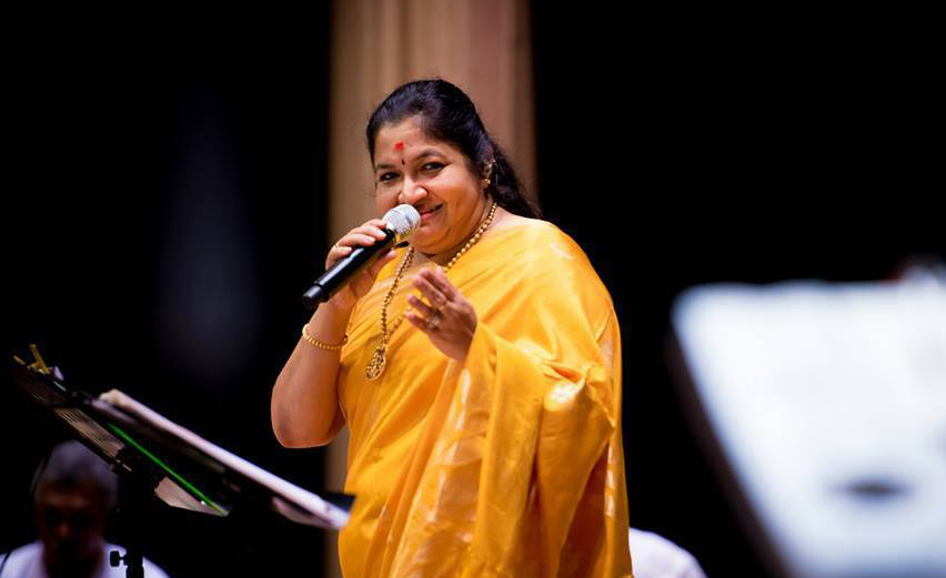 k s chithra birthday
