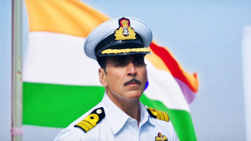 Rustom – An earnest Akshay Kumar makes it work…
