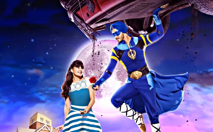 Tiger Jacqueline A Flying Jatt