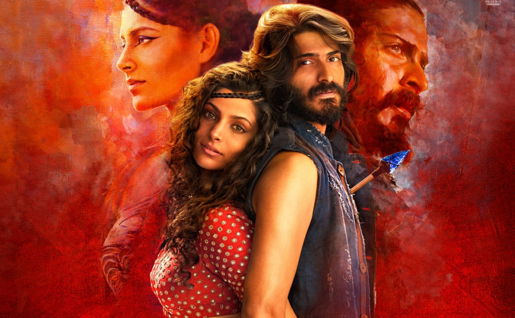 Mirzya – An overdone romance where the lovers hardly connect…