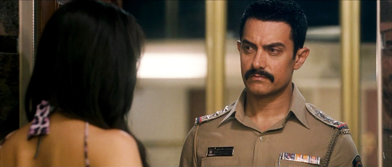 Aamir and Kareena Talaash