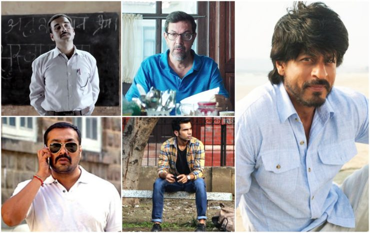 Best Supporting Actors Bollywood 2016