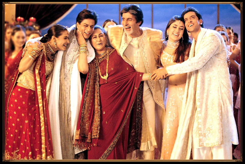 A pictorial tour to your childhood… oops… Kabhi Khushi Kabhie Gham (K3G)
