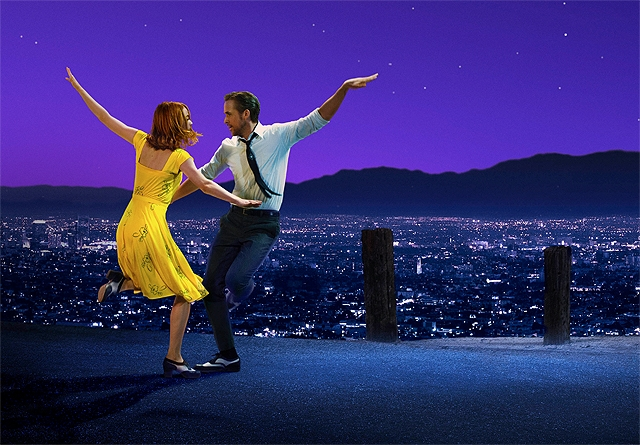 """La La Land""… A love letter to vintage Hollywood musicals!"
