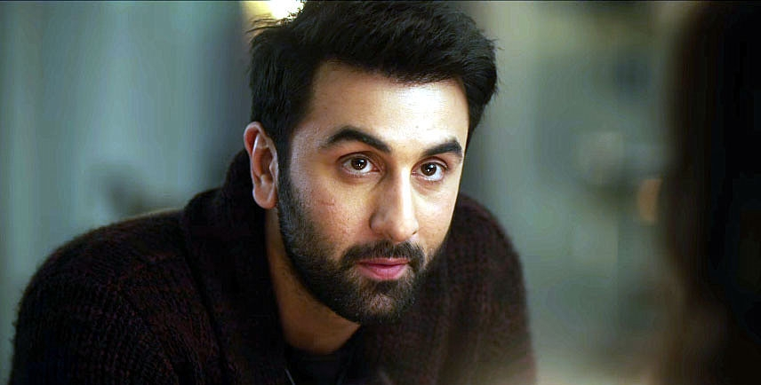 Ranbir in ADHM