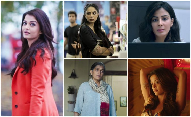 Best Supporting Actress Female Bollywood 2016