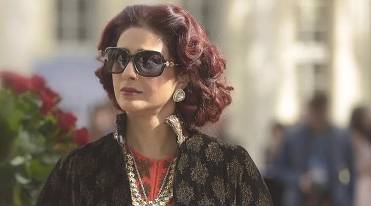Tabu in Fitoor