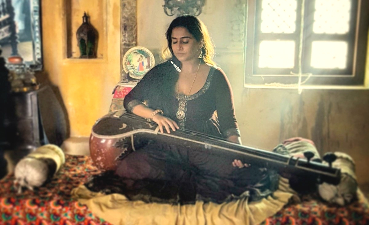 """Begum Jaan""… Loud and louder!"