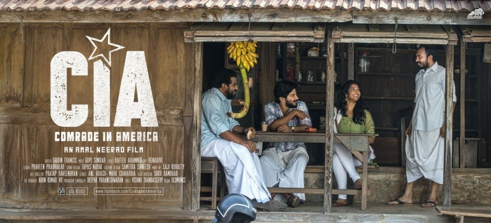 Comrade in america cia is all dulquer no substance for K muraleedharan family photo