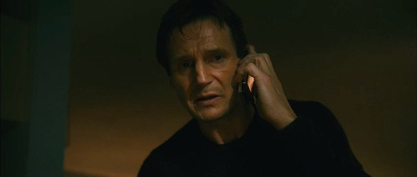 liam neeson as father