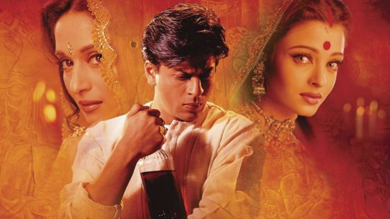 Isssh… It's 17 years of Devdas!