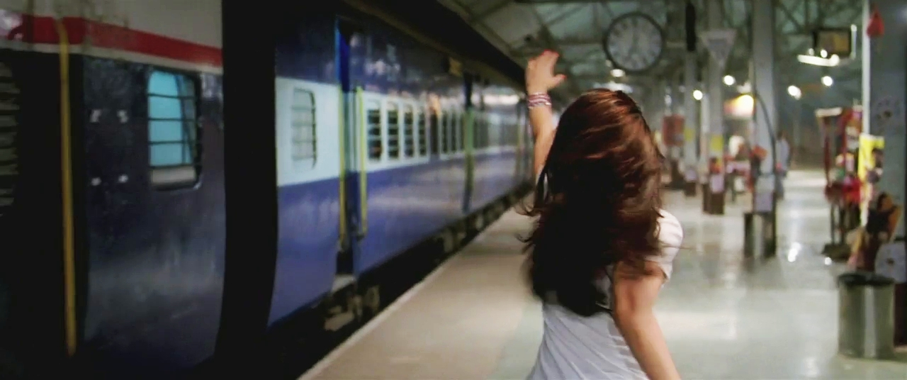 Jab We Met Train Running