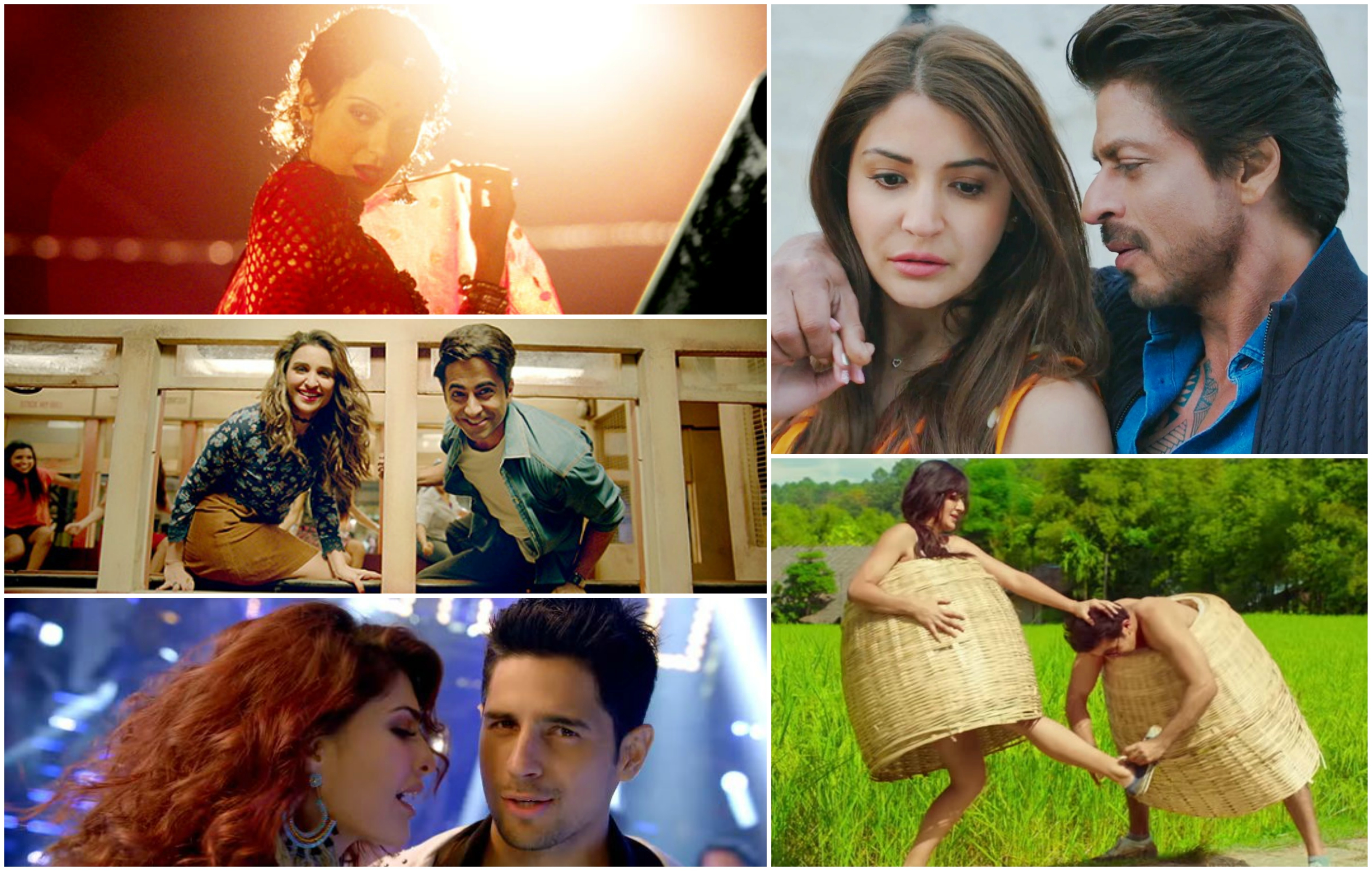 best bollywood songs 2017