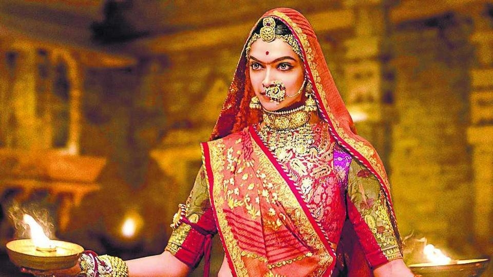 """Padmaavat""… Like a hideous painting in an intricate frame!"