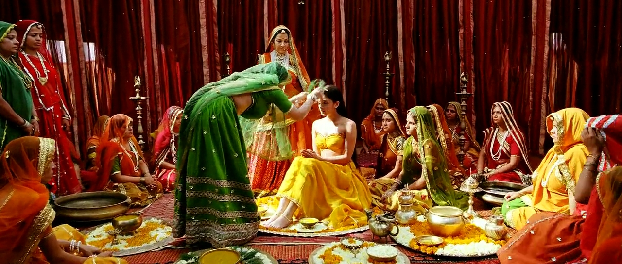 Jodhaa Akbar Marriage