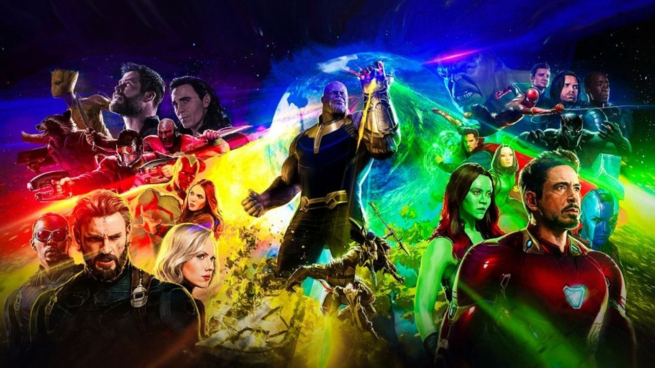 """Avengers: Infinity War""… An overlong space epic where the villain leads the pack!"