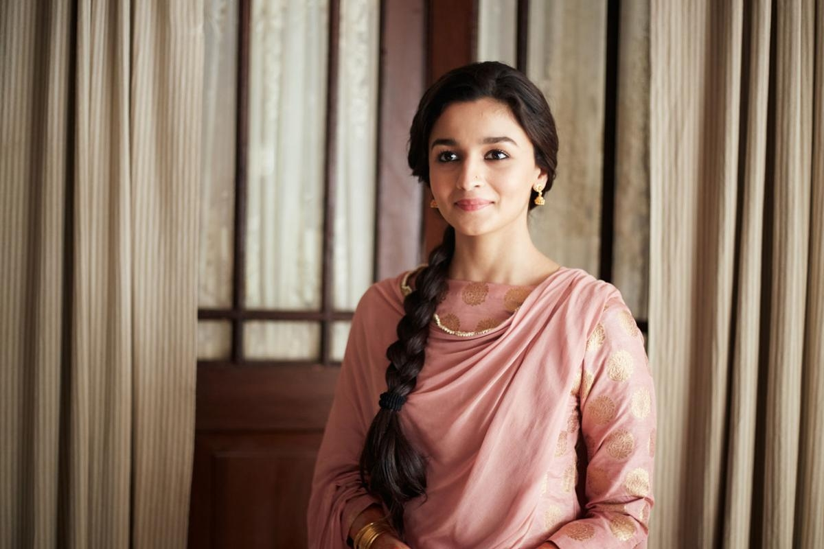 Alia Bhatt in Raazi Film Review