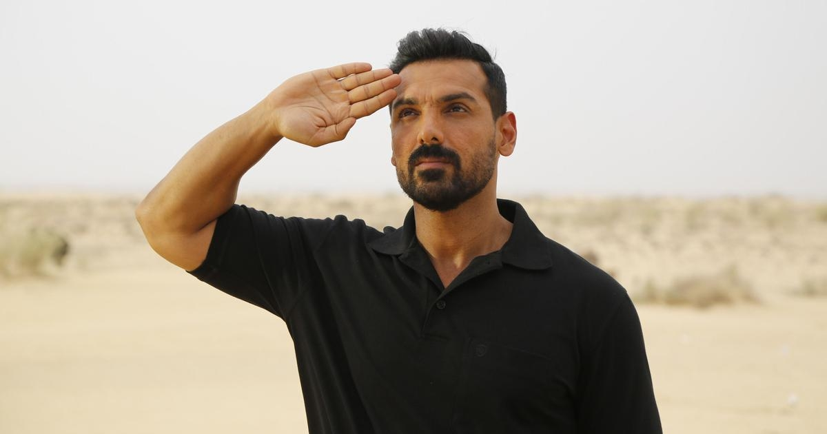 """Parmanu"" reduces nationalism to degrees of mind-boggling silliness!"