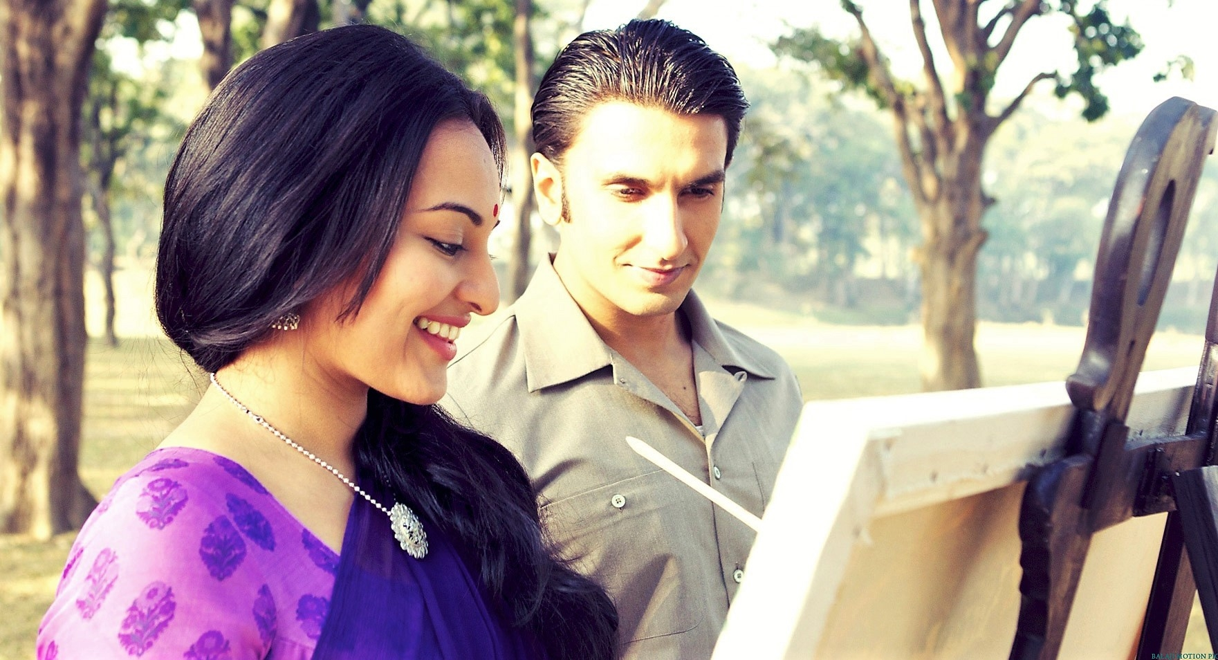 """Lootera""… An unfinished painting in motion!"