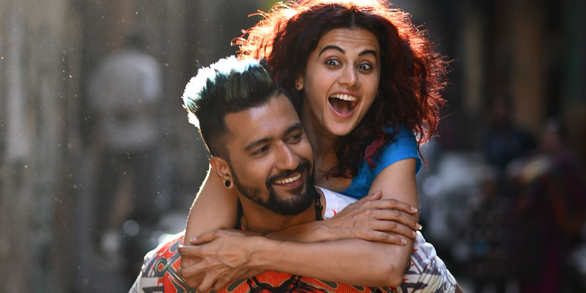 """Manmarziyaan""… A formulaic romance film driven by raw, autonomous leads!"