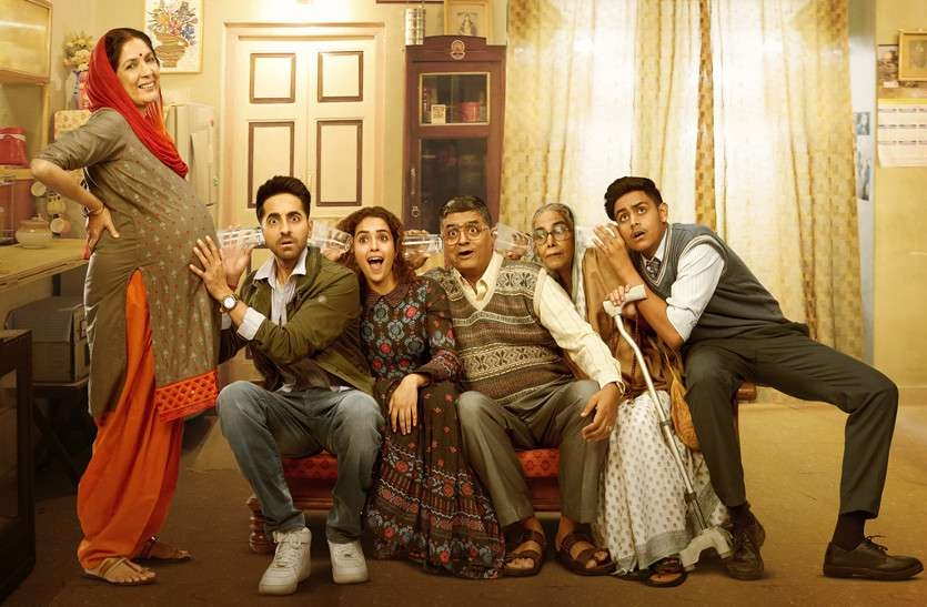 """Badhaai Ho"" is a triumphant blend of middle-class values and progressive ideas!"