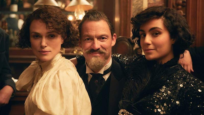 """Colette"" recounts the coming-of-age of a literary icon and early feminist…"