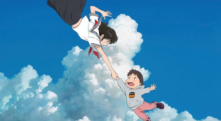 """Mirai""…. A universal family story told through time travel and ingenious animation!"
