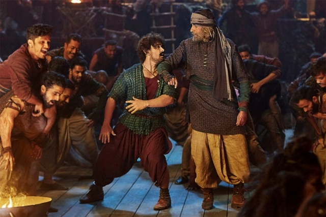 """Thugs of Hindostan""… A cinematic blunder of top order which is several decades too late!"