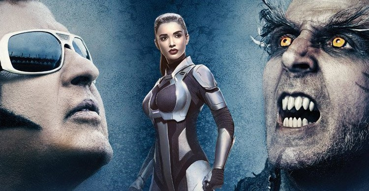 """2.0""… Shankar's sci-fi magnum opus is a colossal bore!"