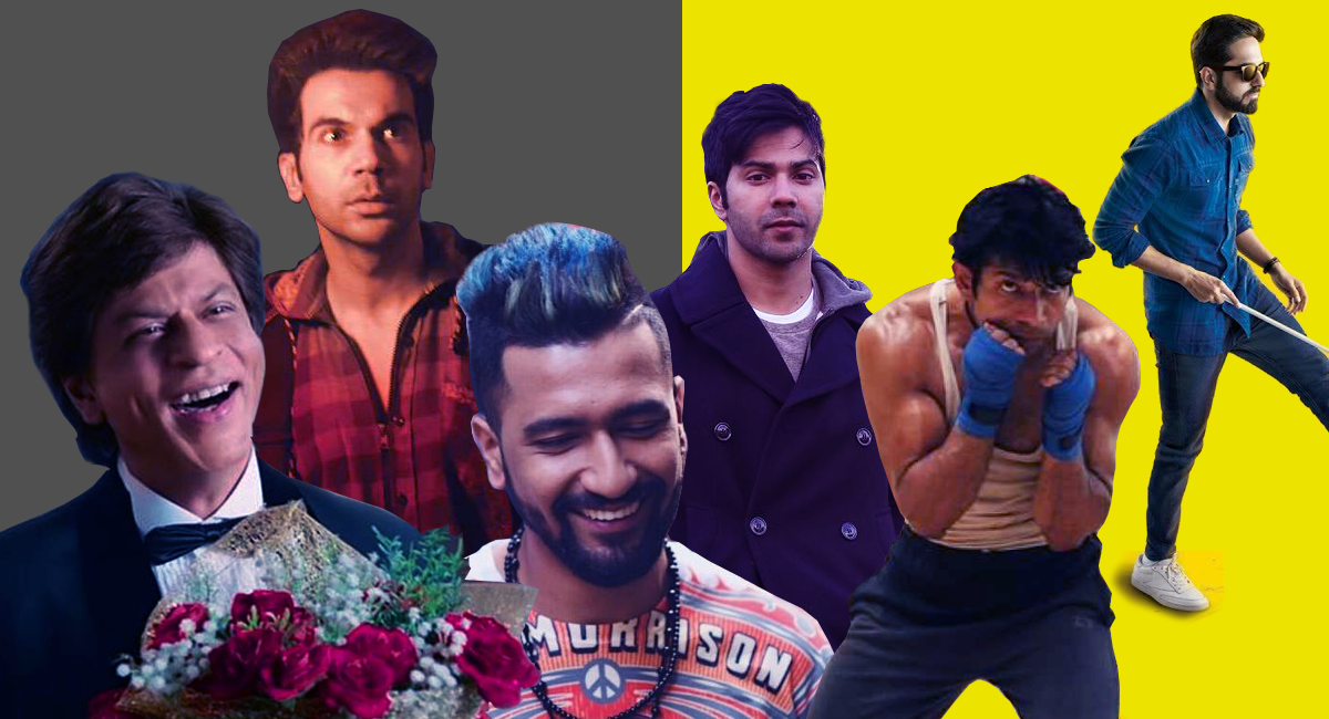 The 10 Best Male Actors of 2018 Who Were Phenomenal in Lead Roles!