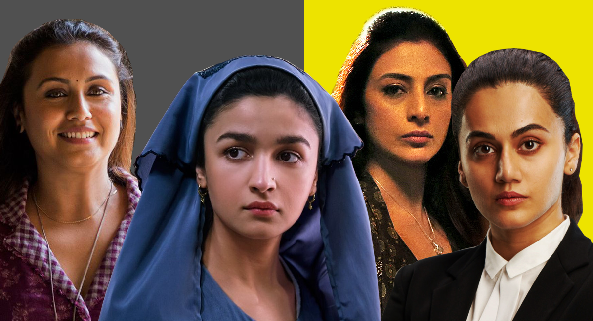 The 10 Best Female Actors of 2018 Who Sparkled in Lead Roles!