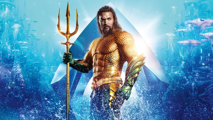 """Aquaman"" makes serious waves with visuals but is distinctly over-the-top!"