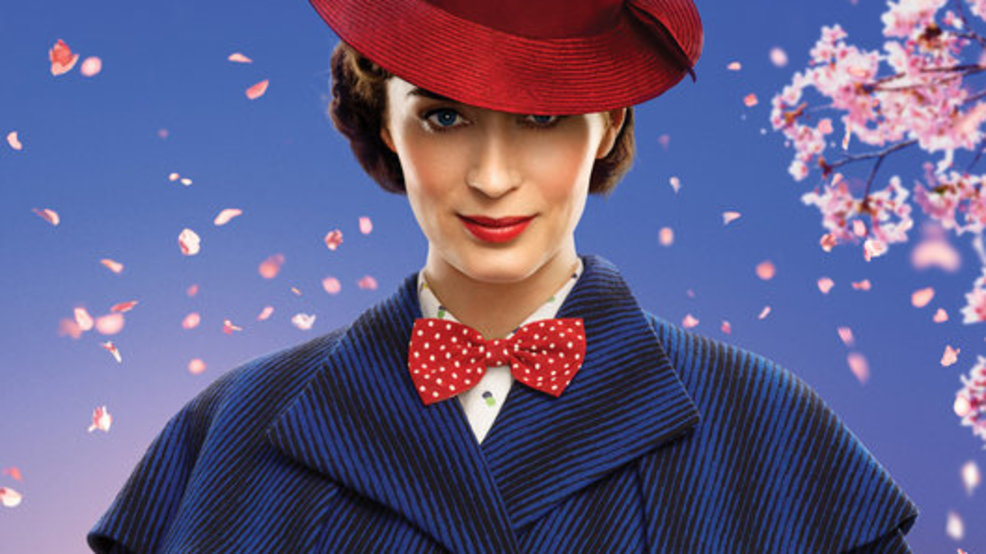 """Mary Poppins Returns""… Practically perfect, all over again!"