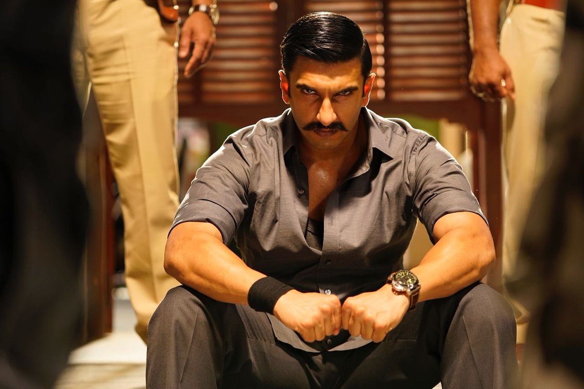 """Simmba"" … Ranveer Singh is mad fun in this basic Rohit Shetty potboiler!"