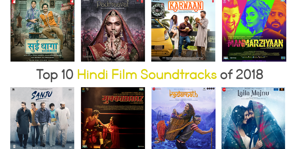 Best Bollywood Albums 2018