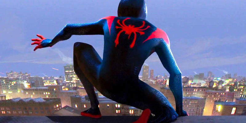 spiderverse india review