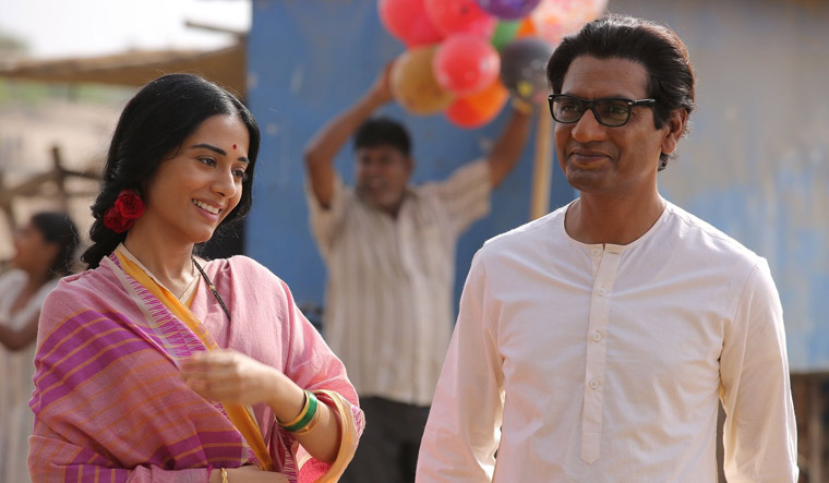 """Thackeray""… An exquisitely photographed biopic that chooses to play safe!"