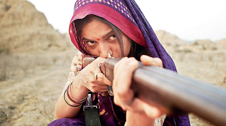 Bhumi in Sonchiriya