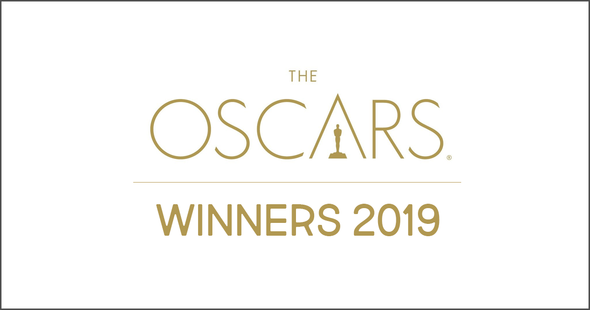 Oscar 2019 Winners: The Complete List