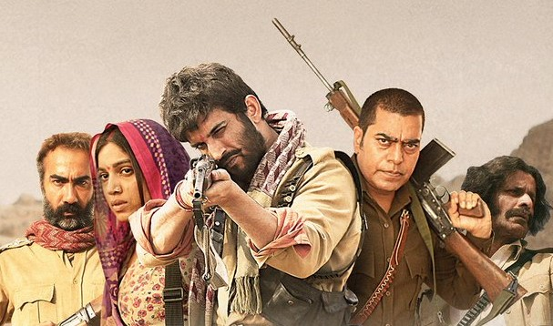 """Sonchiriya""… A glorious 'Indian western' with a gentle emotional core!"