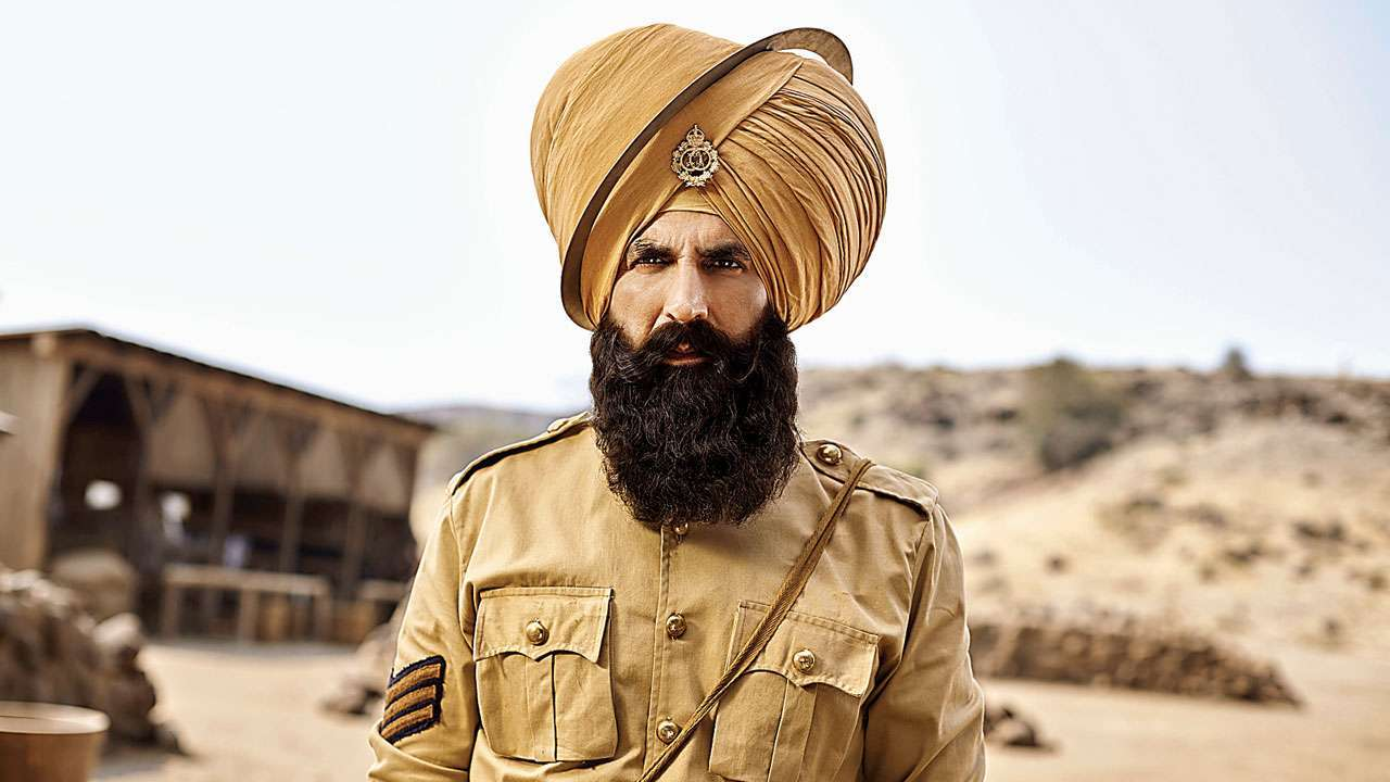 """Kesari"" is a dishonest, stilted film that does no justice to the historic Battle of Saragarhi!"