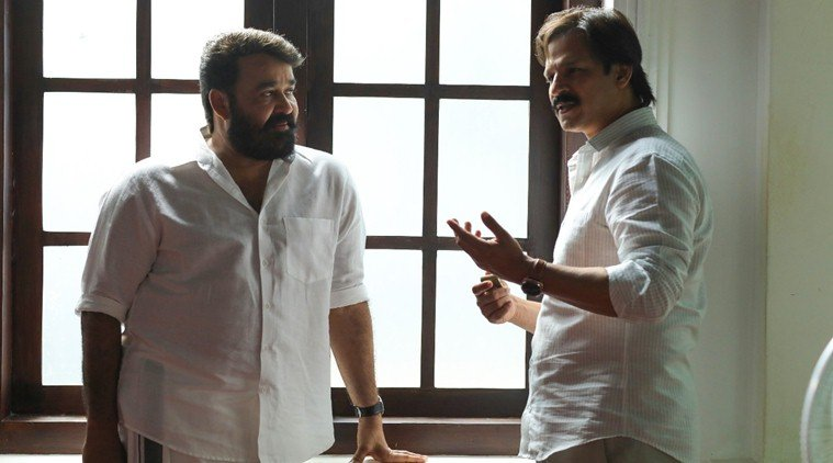 """Lucifer""… A Mohanlal vanity project which tricks you in the garb of a political thriller!"