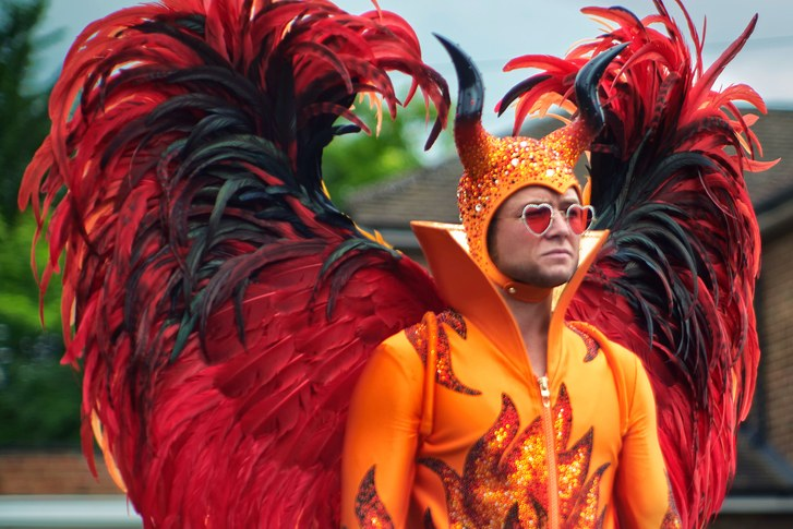 """""""Rocketman""""… A less guarded take on Elton John's life that merits to be 'loved properly'!"""