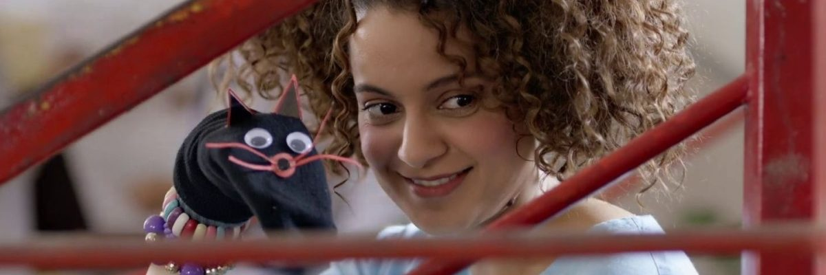 Judgementall Hai Kya... An eccentric murder mystery which sees Kangana Ranaut in her elements