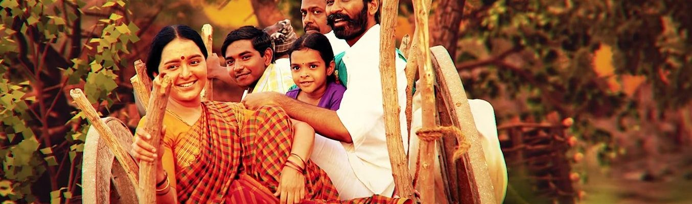 Asuran Dhanush Manju Warrier Film Review